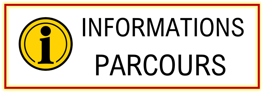 information parcours
