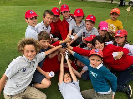 photos école de golf